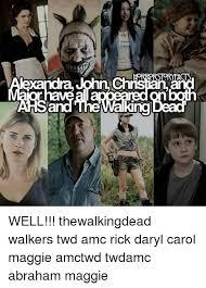 Carol Twd Meme - v4 exandra john ng well thewalkingdead walkers twd amc rick daryl