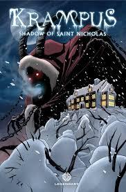 graphic novel review u2013 krampus shadow of saint nicholas