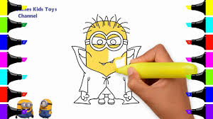 how to minion dracula minion despicable me coloring pages for