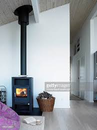 Living Rooms With Wood Burning Stoves Wood Burning Stove Stock Photos And Pictures Getty Images