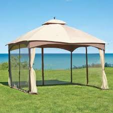 Patio Gazebo Patio Gazebos Sheds Garages Outdoor Storage The Home Depot