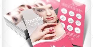 20 free and premium loyalty cards templates design designmodo