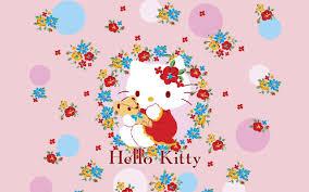 hello kitty halloween background hello kitty spring wallpaper wallpapersafari