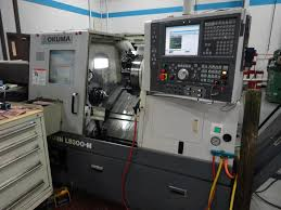 cnc turning centers okuma lb 300m cnc turning center new 2005