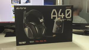 astro a40 black friday astro a40 tr edition ps4 u0026 pc review youtube