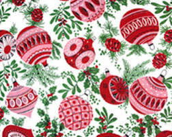 funky mid century ornaments background digital