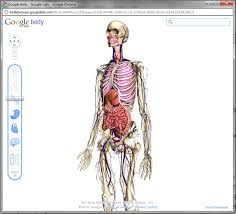 Google Body Anatomy A Quick Tour Of Google Chrome 9 Instant Search 3d And Apps