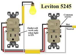 leviton 5245 3 way combo a pinterest wire switch