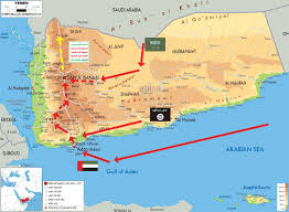 Map Of Yemen Moa How The Saudi Uae Invasion Of Yemen Fails