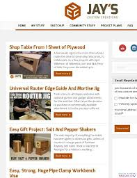 Canadian Woodworking Magazine Facebook by Canadian Woodworking Magazine Free Woodworking Plans The