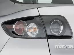 mazda 3 tail lights image 2008 mazda mazda3 4 door sedan auto s touring tail light