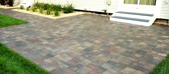 Paver Patio Hardscapes And Custom Paver Patio Landscape Design