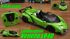 lamborghini toddler car rc cars for lamborghini veneno lr40 remote