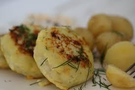 cuisine danemark fiskefrikadeller recette danoise de croquettes de cabillaud