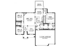 House With 2 Master Bedrooms Master Closet Opens To The Laundry Room Hwbdo75804 Ranch From