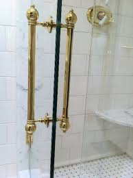 Brass Shower Door Recent Projects The Architectural Hardware Page 21