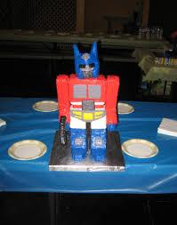 optimus prime cake pan optimus prime cake frazi s cakes
