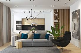 apartment designed by geometrium in moscow russia