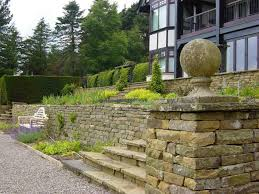 decorating garden decor best of garden stone walls in large rural