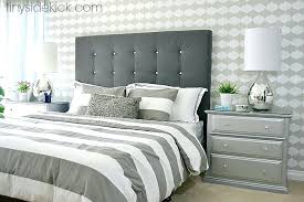 headboard upholstered wingback bed with footboard luxeo malibu