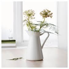 sockerärt vase 22 cm ikea
