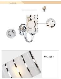 Bedroom Wall Light Fittings New White Led Wall Lamps Modern 3w Indoor Metal Led Wall Lights
