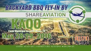 may 28 19 kaqo llano tx backyard bbq fly in u0026 camp out youtube