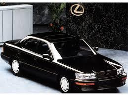 lexus japanese name 240 landmarks of japanese automotive technology lexus ls400