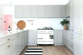repeindre sa cuisine en gris meuble cuisine gris clair meuble cuisine gris clair suggestion