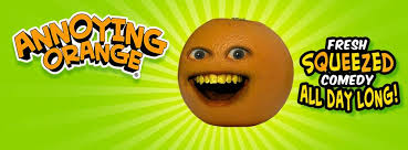 the annoying orange home
