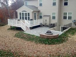 Deck Patio Designs Deck And Patio Khabars Net