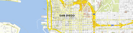 Map San Diego Download Map San Diego