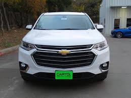 chevrolet traverse 7 seater new 2018 chevrolet traverse lt cloth sport utility in austin