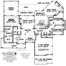 floor plan ranch style house plans mountain house plans one
