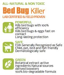 What Kills Bed Bugs Naturally Ecoraider Bed Bug Killer Spray Travel Pack 4 X 60ml