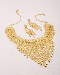 necklace choker design images Buy designer necklace sets filigree design gold plated choker jpg