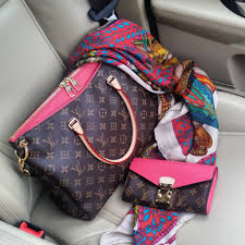 riding in cars with louis vuitton 20 pics from one of