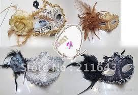 masquerade masks bulk bulk mix colour style venetian masquerade party feather mask