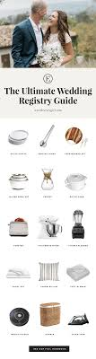 items for a wedding registry the everygirl s wedding registry guide the everygirl