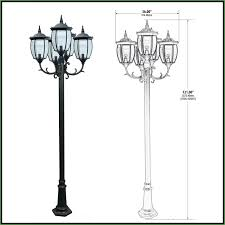 lighting low voltage outdoor lamp post lighting costaluz 3061