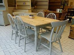 shabby chic farmhouse table shabby chic farmhouse tables collection on ebay pertaining to dining