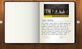 amazing jquery notebook page flip animation u2014 sitepoint