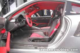 porsche 2017 interior 2018 porsche 911 gt2 rs 991 2 interior at iaa 2017 indian