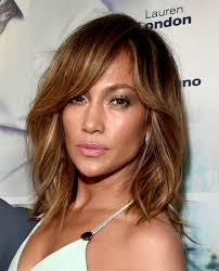 medium length hairstyles jennifer lopez shoulder length hairstyles jennifer lopez hair