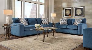 Blue Living Room Set | living room sets living room suites furniture collections