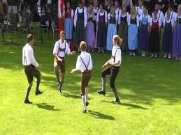 austrian traditional folk haidauer osterwitzer