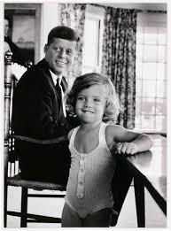 john f kennedy children senator john f kennedy and daughter caroline hyannis port