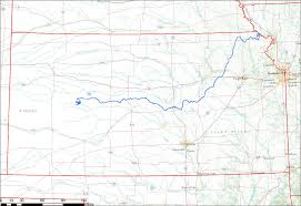 Kansas rivers images Kansas and army corps revive study to ship water from missouri jpg