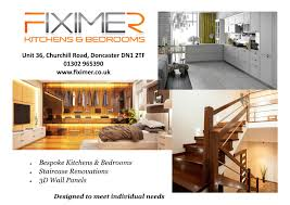 fiximer bespoke kitchens bedrooms staircase renovations