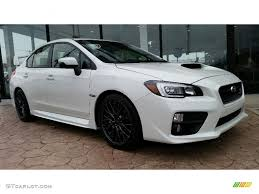 subaru colors 2016 crystal white pearl subaru wrx sti 109978552 photo 4